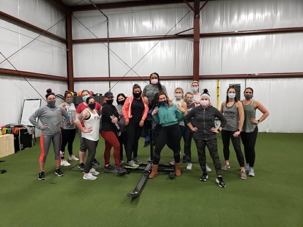 Women T Fit Class - 7